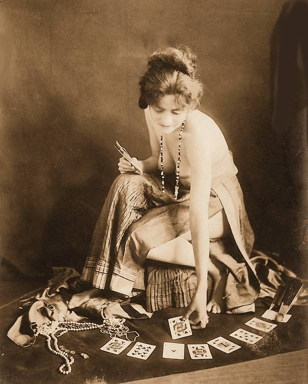 Photo For Arcade Card Exhibit Supply Company Woman