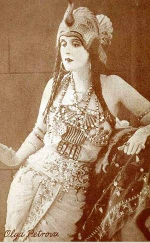 Image result for olga petrova 1910s